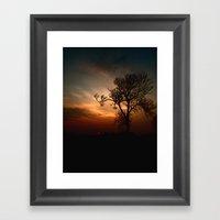 Colourful Moments Framed Art Print