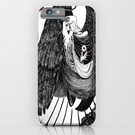 L'Ange du Malheur  iPhone & iPod Case