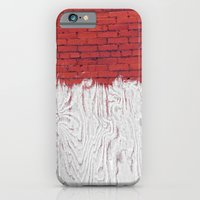 Bleached Brick iPhone 6 Slim Case