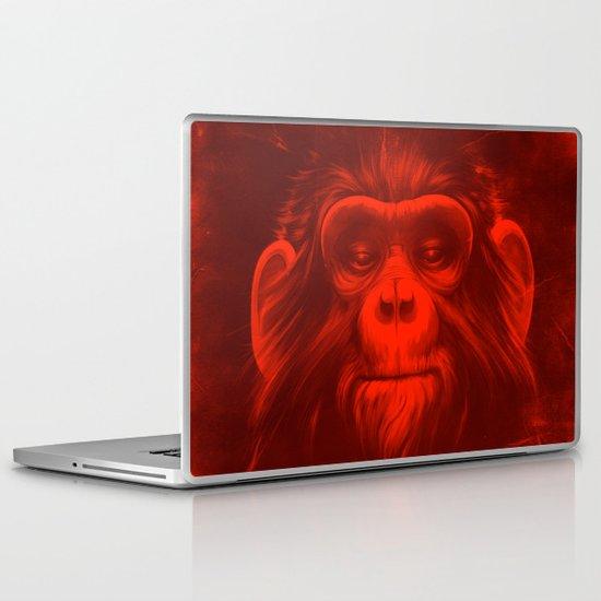Twelfth Monkey Laptop & iPad Skin