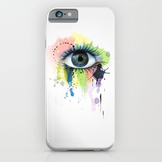 eye iPhone & iPod Case