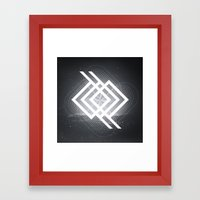 150 Framed Art Print
