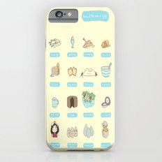 Some of the uses of eggs iPhone 6s Slim Case