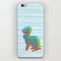 Jackalope iPhone & iPod Skin