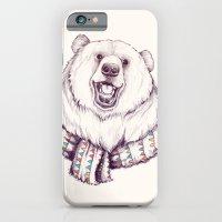 Bear & Scarf iPhone 6 Slim Case