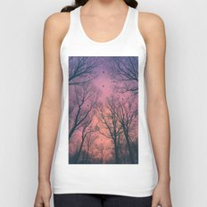 When the Dawn Is Still Dark Unisex Tank Top