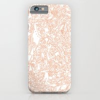 iPhone & iPod Case featuring These Lines [We Draw] by The Bun