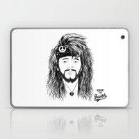 KEEP THE FAITH Laptop & iPad Skin