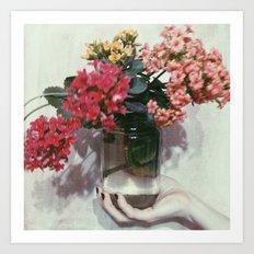 Florajar Art Print