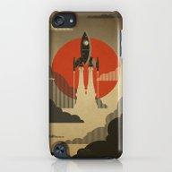 The Voyage (Grey) iPod touch Slim Case
