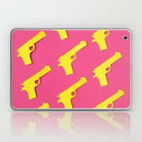 Guns Papercut Laptop & iPad Skin