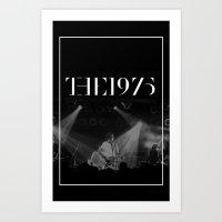 The 1975 Art Print