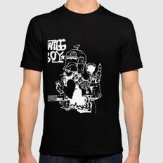 twigg boy (dark colors) Black Mens Fitted Tee SMALL