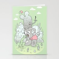 Knee Deep Stationery Cards