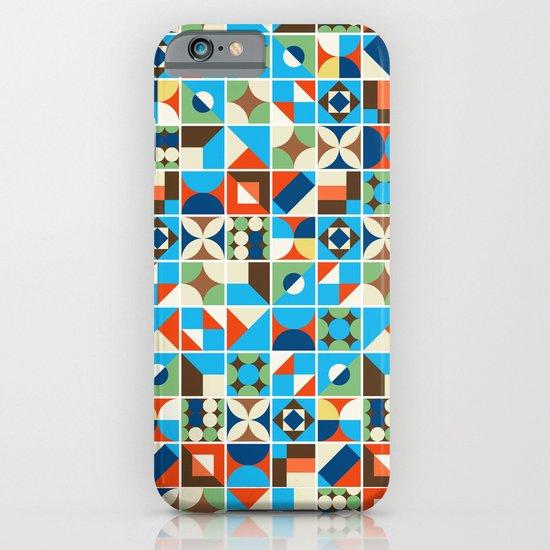 Nirmana Pattern iPhone & iPod Case