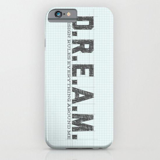 Design Rules Everything Around Me iPhone & iPod Case