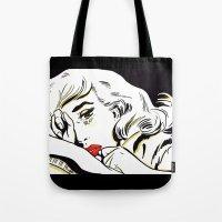 The Criminal Mind Tote Bag