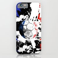 football France iPhone 6 Slim Case