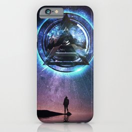 iPhone & iPod Case - Perceive - Seamless