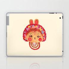 The Flower Crown Bunny Laptop & iPad Skin