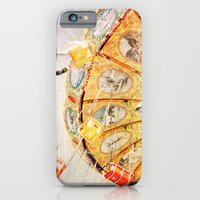 iPhone & iPod Case featuring Sea Swings... by Lisa Argyropoulos