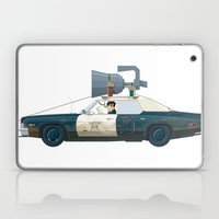 The Blues Brothers Bluesmobile 3/3 Laptop & iPad Skin