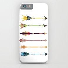 Arrow Collage iPhone 6 Slim Case