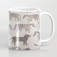 Gray Tigers Mug