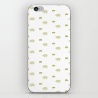 PIG PATTERN iPhone & iPod Skin