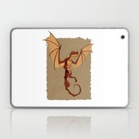 Here Be Dragons Laptop & iPad Skin