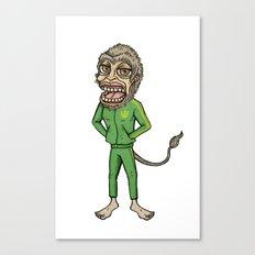 Northern Monkey Canvas Print