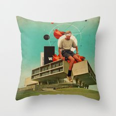WaiKid Throw Pillow