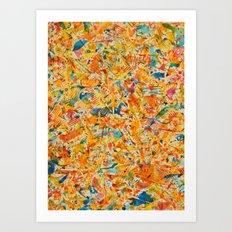 Algorithm Art Print