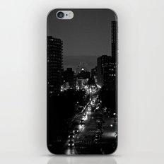 Night Eyes iPhone & iPod Skin