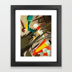 Kiotr Framed Art Print