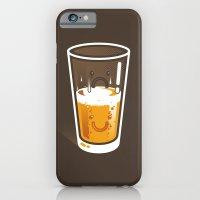 Pessimistic Optimist - alt version iPhone 6 Slim Case