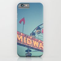 iPhone & iPod Case featuring Midway by Olivia Joy StClaire