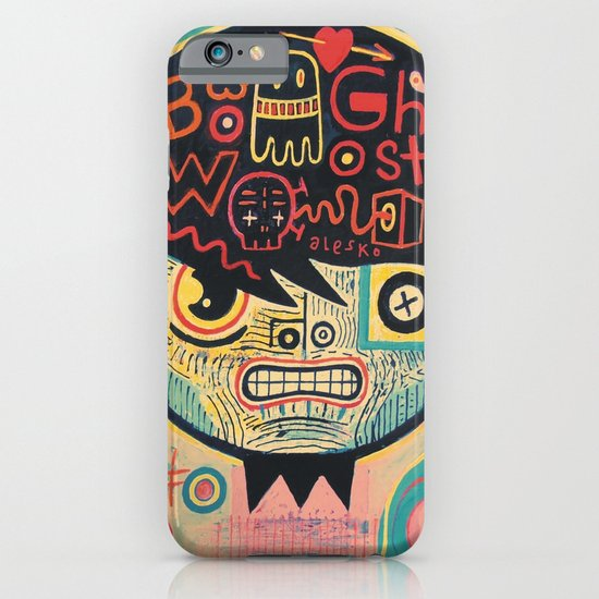 Chinese ghost story iPhone & iPod Case