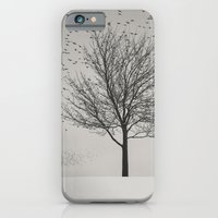 Feathered Branches iPhone 6 Slim Case