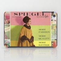 1961 Fall/Winter Catalog… iPad Case