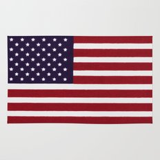 Stars & Stripes - old glory Rug