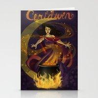 Ceredwin  Stationery Cards