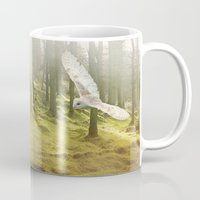 The Forest Owl Mug
