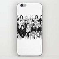 The Kids iPhone & iPod Skin