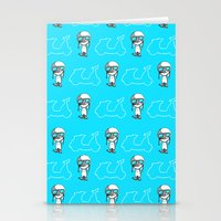 Have You Seen My Vespa? Stationery Cards