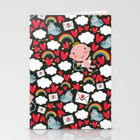 Cupid. Stationery Cards