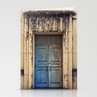 Doors are made to be Open! Stationery Cards