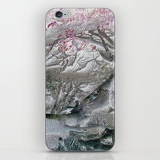 root upturn iPhone & iPod Skin