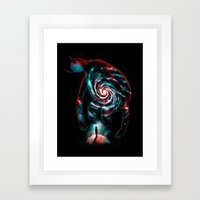Revelator Framed Art Print