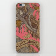 iPhone & iPod Skin featuring Wrath Of Naturally by Maethawee Chiraphong
